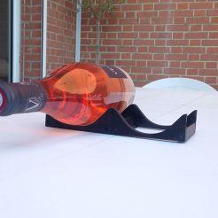 Support de bouteilles vin