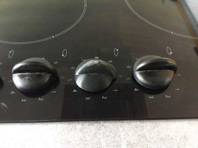 Bouton plaque chauffante brandt imprim en 3d for Cuisine 3d boulanger