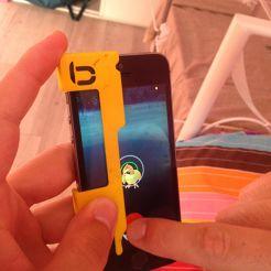 Guide Pokeball Pokemon Go (iPhone 5)