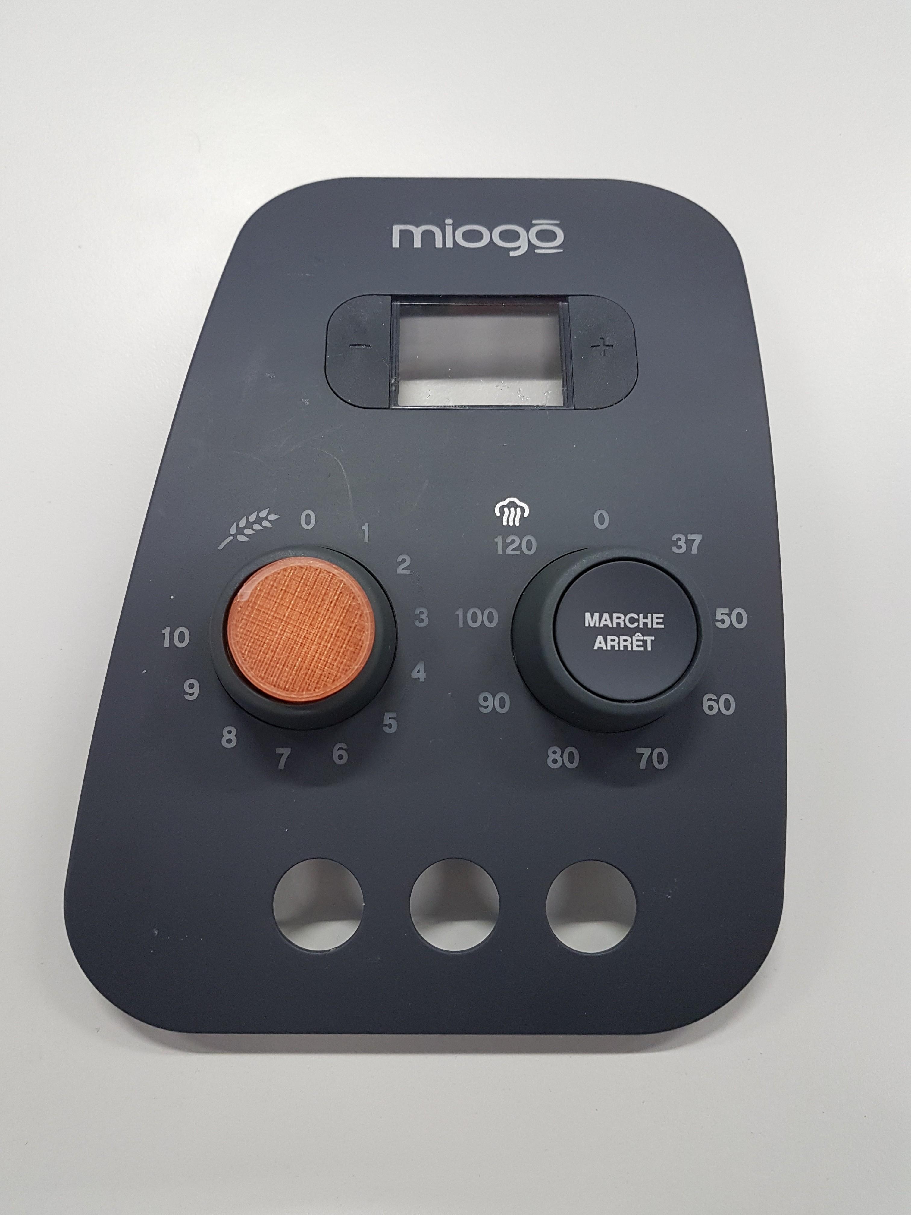 Bouton turbo et marche arret miogo imprim en 3d for Cuisine 3d boulanger