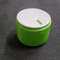 Bouton pour mini four Qilive Q5513