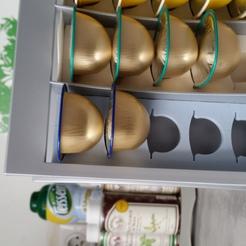 Support pour remplacer ceux en carton dans le présentoir SpecialT