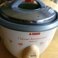 Poignée cuiseur Seb Classic 2.0l