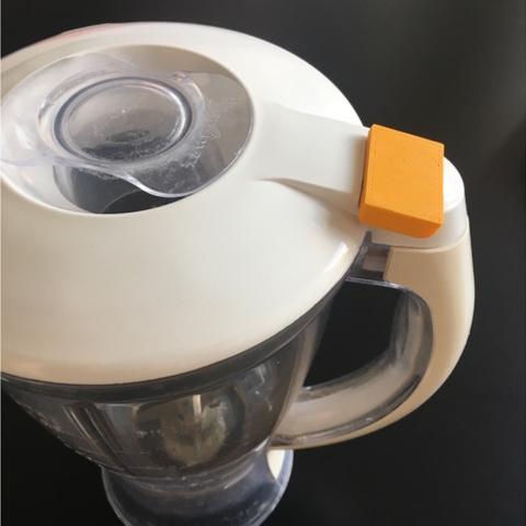 Syst me de fermeture couvercle vitamix for Cuisine 3d boulanger
