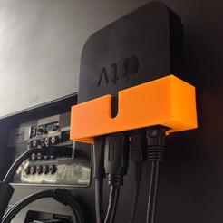 Apple TV Multimedia Box Support