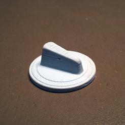 Delta HotPlate knob