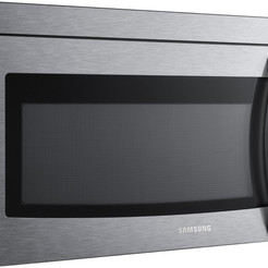 Samsung microwave handle repair