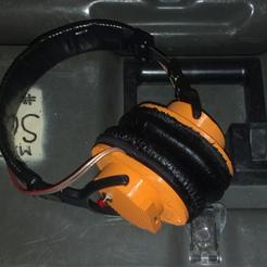 Caisson casque audio Sony MDR V6