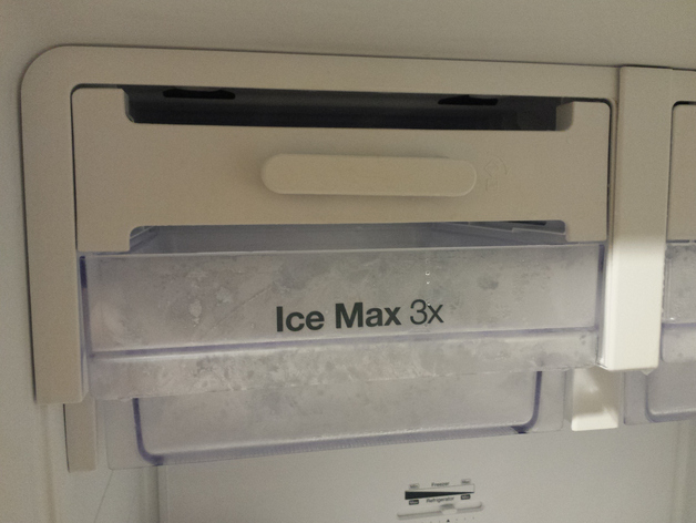 Pi ce r frig rateur samsung ice max 3x for Cuisine 3d boulanger