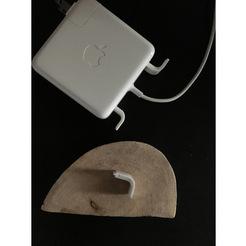 Macbook Pro Charger Clip - Single Piece