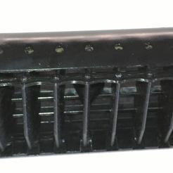 Air vent repair
