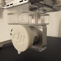DJI Phantom 3 Lens Cap