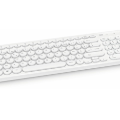 Battery cover for ESSENTIELB DACTYLO BLANC Keyboard