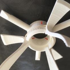 Flower spool holder for EZT3D / Sinis model T1