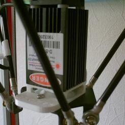 Ventilated laser support EZT3D - T1