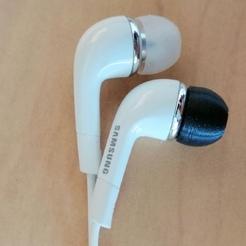 Embout écouteur SAMSUNG