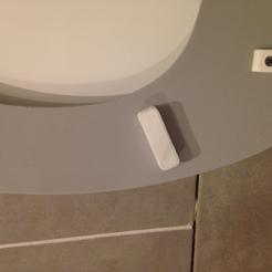 Protège cuvette WC