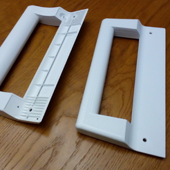 Poignée réfrigerateur CVS2020 - CVS2020 (VEDETTE)