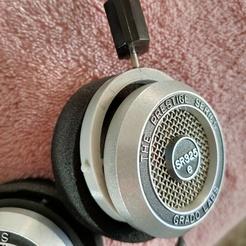 Support headphone Grado SR325e